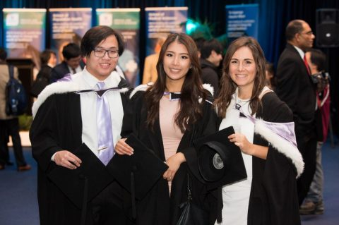 Autumn Graduation, May 2017