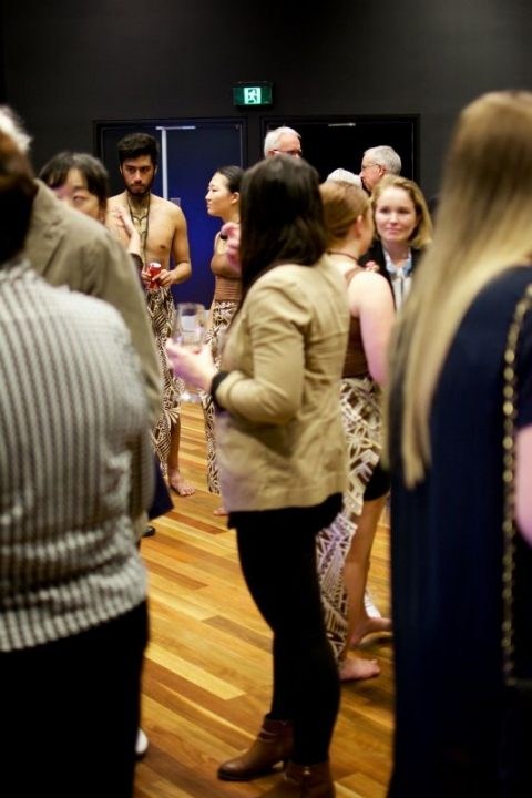 ASB and Dance Studies Cocktail Party, July 2016