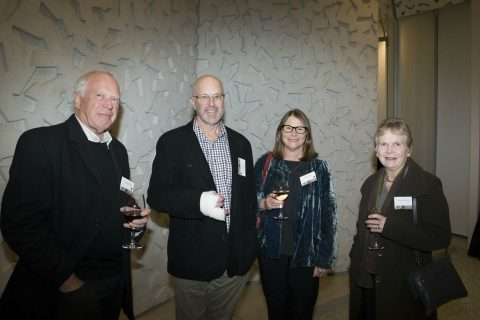 Christchurch Alumni and Friends Reception, July 2016