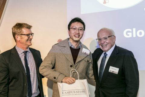 Global Alumni Series Melbourne, August 2016
