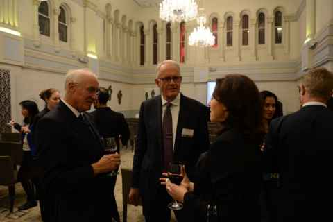 Global Alumni Series Sydney, July 2016