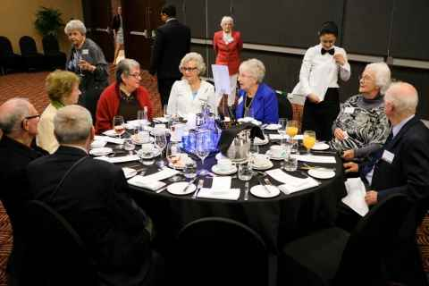 Golden Graduates Luncheon, November 2016