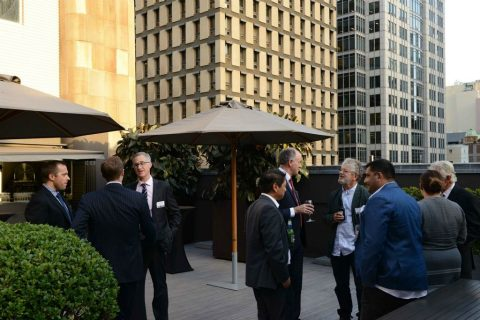 Law Alumni Reception Sydney, March 2016