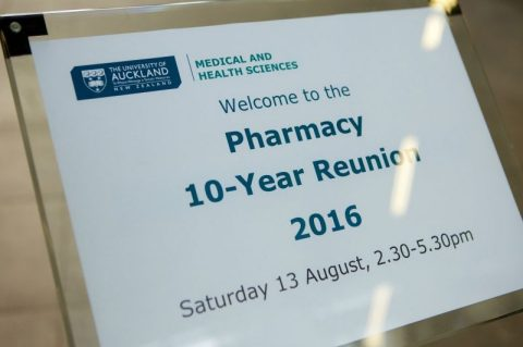 Pharmacy Reunion, August 2016