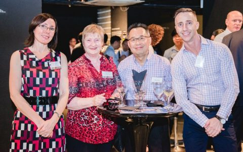 Singapore Alumni and Friends Reception, July 2016
