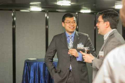 Washington DC Alumni and Friends Reception, April 2016