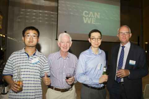 Brisbane Alumni and Friends Reception, March 2017