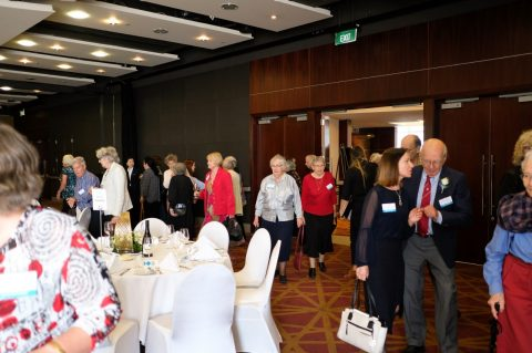 Golden Graduates Luncheon, November 2017