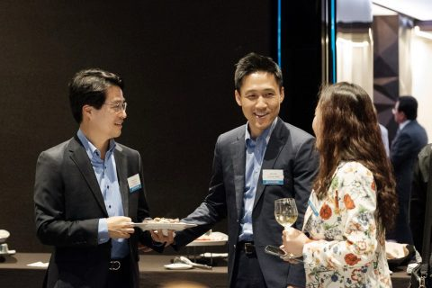 Seoul Reception, May 2017
