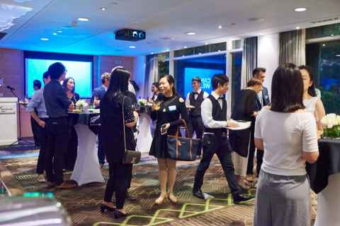 Shanghai Reception, May 2017