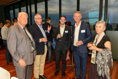 Sydney Alumni and Friends Reception, March 2017
