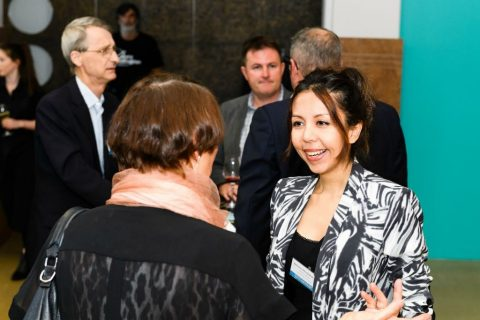 Wellington Alumni and Friends Reception, February 2017