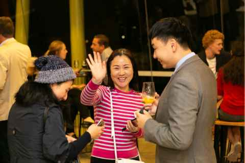 University of Auckland. Melbourne Alumni & Friends Reception 2018