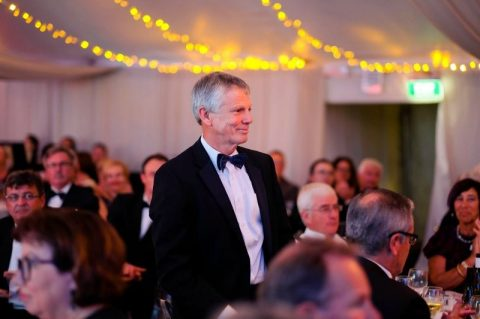 Distinguished Alumni Awards Dinner, March 2016