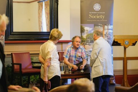 Society Summer Shakespeare Reception, February 2017