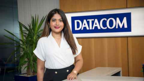 Shivani Goundar, Project Management Office and Service Delivery coordinator, Datacom Graduate Programme