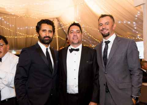 Aotearoa NZ Māori Business Leaders Awards 2016