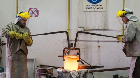 Foundry workshop