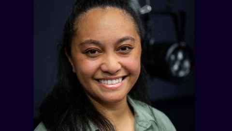 Natalia Ioane, Bachelor of Dance Studies