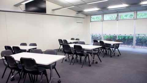 Seminar room 2 - seats up to 35