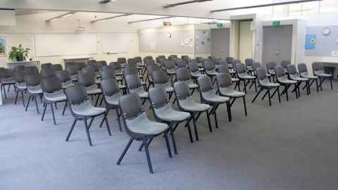 Seminar rooms 1 & 2 - seats up to 95
