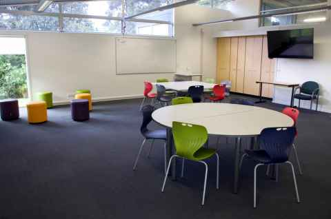 NZEI room - seats up to 40
