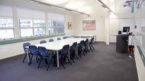 Maungawhau room - seats up to 25