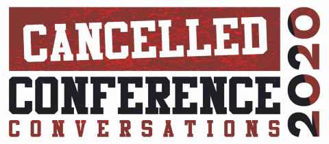 Cancelled Conference Conversations banner