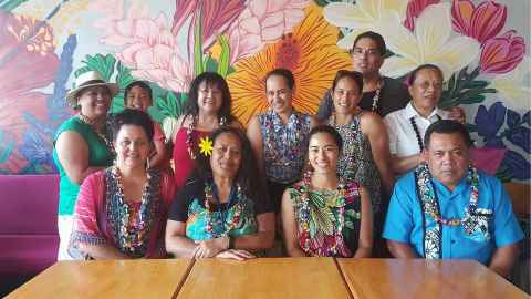 Pasifika success team photo
