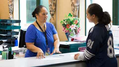 Student Advisor at South Auckland Campus