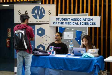 Student Association of the Medical Sciences