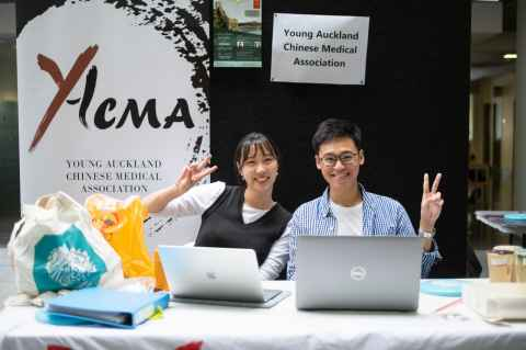 Young Auckland Chinese Medical Association