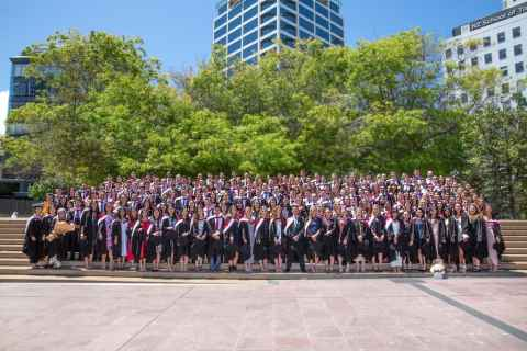 Bachelor of Medicine and Bachelor of Surgery spring graduation 2018