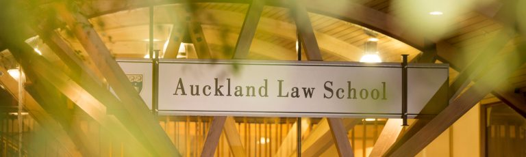 About Auckland Law School