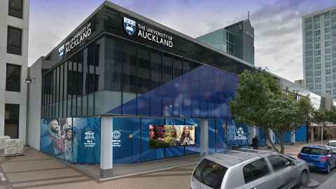How the new South Auckland campus will look.