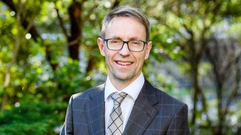 Director-General of Health, Dr Ashley Bloomfield