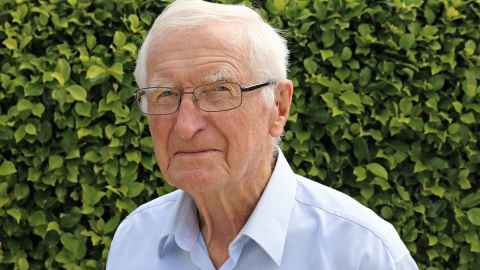 Emeritus Professor Jack Woodward