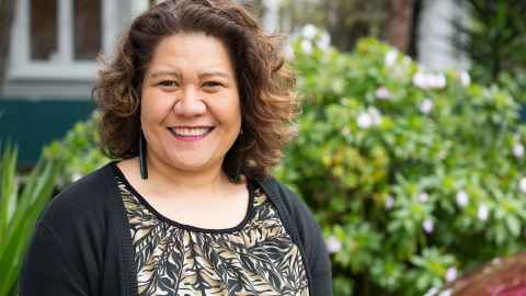 Dr Jemaima Tiatia-Seath is conducting research into how best New Zealand can help support the mental health and well-being needs of Pacific climate-change migrants.