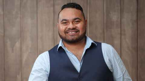 Manase Latu was offered a place on a two-year development programme at the Met Opera, an hour after auditioning.
