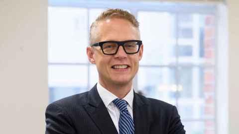 Brett Berquist, University of Auckland Director International