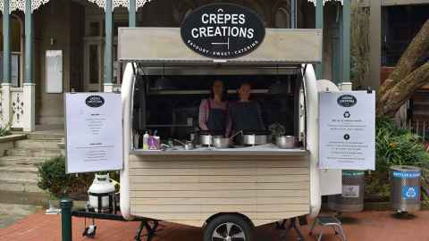 Crepes Creations Food Truck