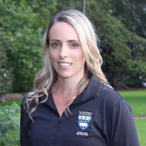 Tracey Spray - Acting Sports Manager