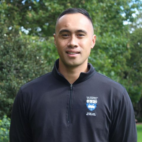 Tiwai Wilson - Acting Sports Manager