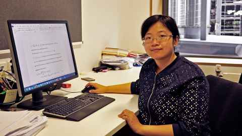 Dr Yalu Wen, Department of Statistics