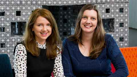 Dr Tanya Evans (left) Department of Mathematics
