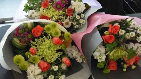 Graduation Florist The University Of Auckland
