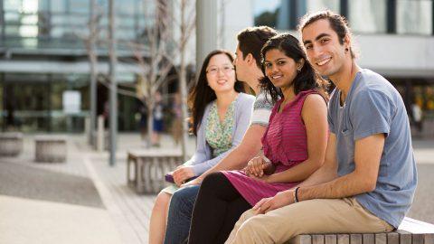im dating an international student