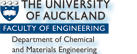 Department of Chemical and Materials Engineering - The University of Auckland