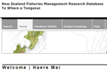 New Zealand Fisheries Management Research