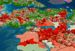Question to people who have an understanding of GIS (geographical information sciences)?